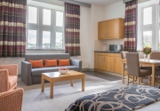 Clayton-Hotel-Sligo-Family-Suite-living-room-and-kitchenette