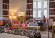 family-tent-at-Clayton-Hotel-Sligo