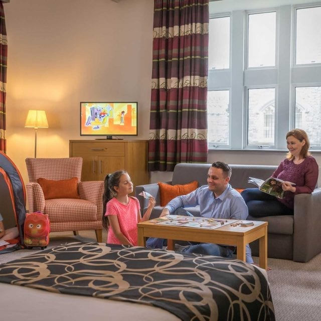 family room sligo