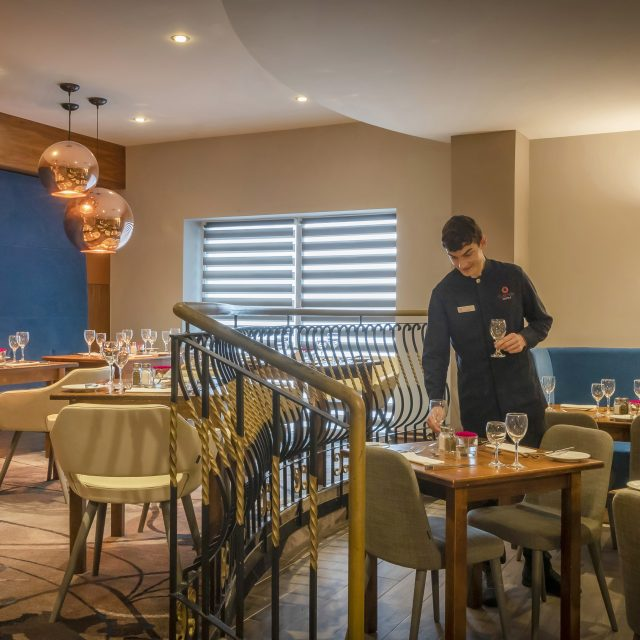 Restaurant at Clayton Hotel Sligo