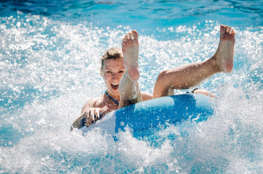 Things to do with kids -Waterpoint Aqua Park