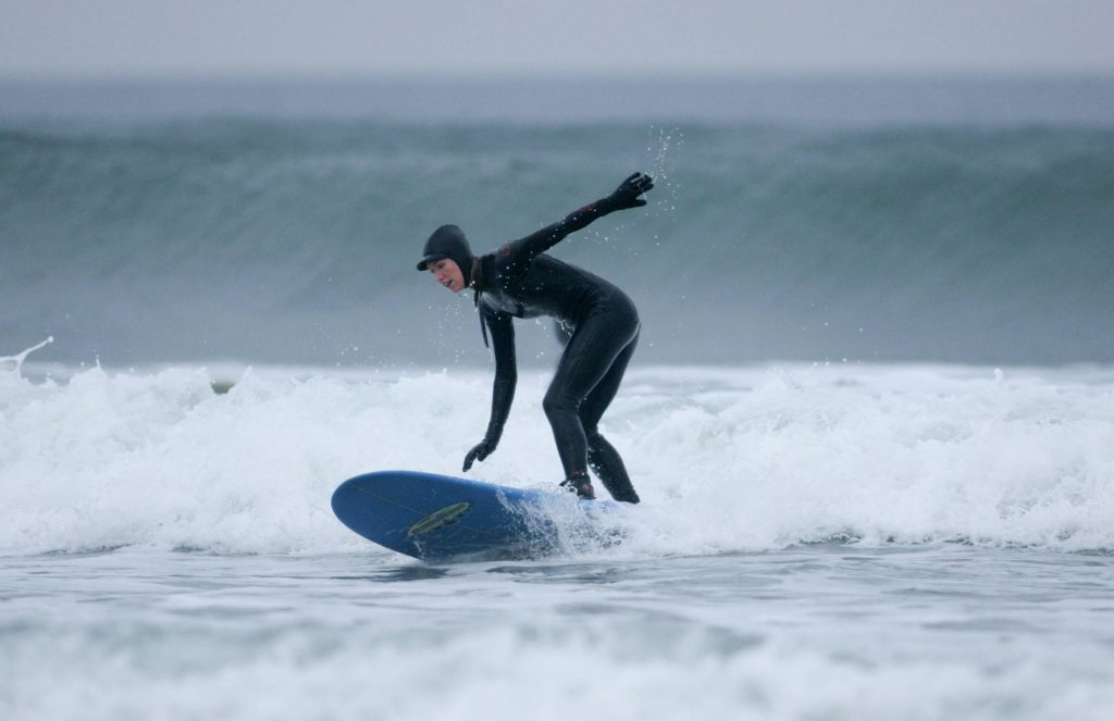 Things to do with kids - surfing