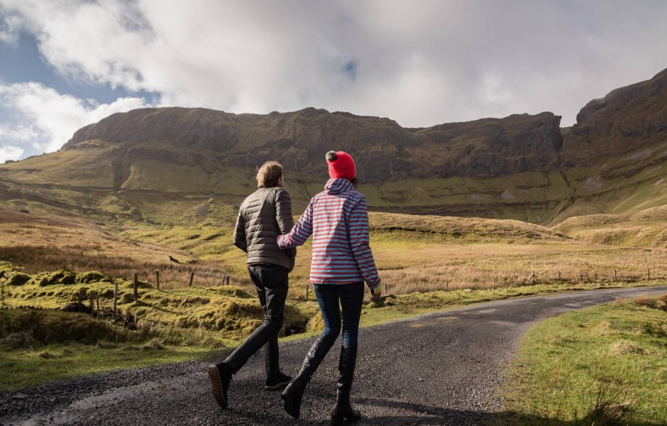 discover Gleniff Horseshoe walk Sligo
