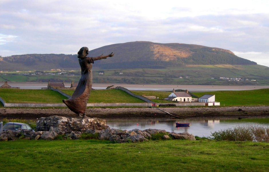 Rosses Point Statue